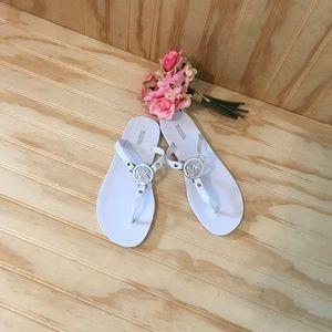 Michael Kors Jelly Plastic Sandals